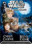 Star Wars: Ewok Adventures: Caravan of Courage / The Battle for Endor