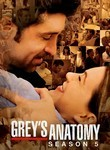Grey's Anatomy: Season 5 (2008) [TV]