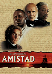Rent Amistad on DVD
