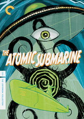 Rent Atomic Submarine on DVD