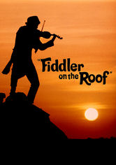 Rent Fiddler on the Roof on DVD