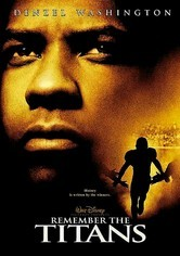 Rent Remember the Titans on DVD