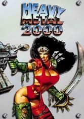 Rent Heavy Metal 2000 on DVD