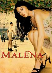Rent Malèna on DVD