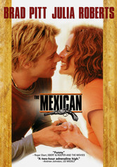 Rent The Mexican on DVD