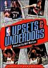 Rent NBA Upsets & Underdogs on DVD