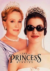 Rent The Princess Diaries on DVD