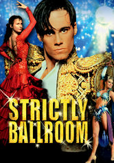 Rent Strictly Ballroom on DVD
