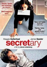 Rent Secretary on DVD