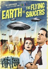 Rent Earth vs. The Flying Saucers on DVD