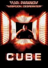 Rent Cube on DVD