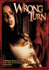 Rent Wrong Turn on DVD