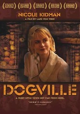 Rent Dogville on DVD