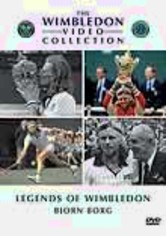 Rent Legends of Wimbledon: Björn Borg on DVD