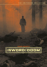 Rent The Sword of Doom on DVD