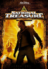 Rent National Treasure on DVD