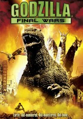Rent Godzilla: Final Wars on DVD