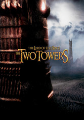 Rent LOTR: The Two Towers: Extended Ed. on DVD