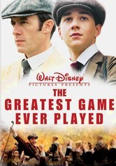 Rent The Greatest Game Ever Played on DVD