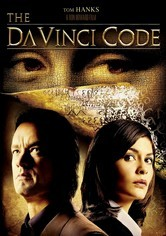 Rent The Da Vinci Code on DVD