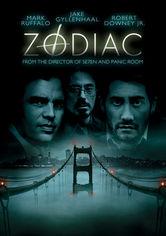 Rent Zodiac on DVD