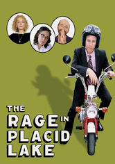 Rent The Rage in Placid Lake on DVD