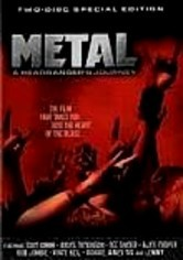 Rent Metal: A Headbanger's Journey on DVD