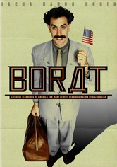 Rent Borat on DVD