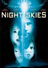 Rent Night Skies on DVD