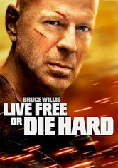 Rent Live Free or Die Hard on DVD