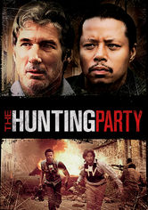 Rent The Hunting Party on DVD