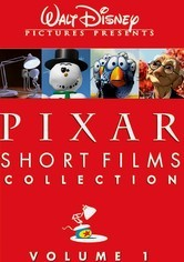 Rent Pixar Short Films: Vol. 1 on DVD