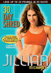 Rent Jillian Michaels: 30 Day Shred on DVD