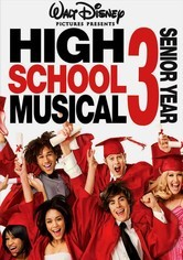Rent High School Musical 3: Senior Year on DVD