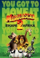 Rent Madagascar: Escape 2 Africa on DVD