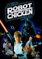 Rent Robot Chicken Star Wars on DVD