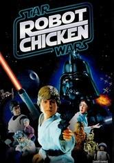 Rent Robot Chicken Star Wars on DVD