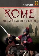 Rent Rome: Rise and Fall of an Empire on DVD