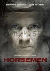 Rent The Horsemen on DVD