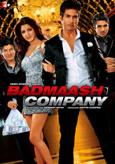 Rent Badmaash Company on DVD