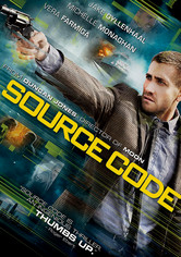 Rent Source Code on DVD