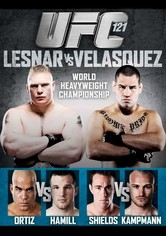 Rent UFC 121: Lesnar vs. Velasquez on DVD