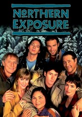 Rent Northern Exposure on DVD