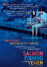 Rent Salmon Fishing in the Yemen on DVD