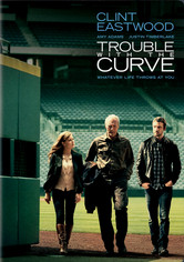 Rent Trouble with the Curve on DVD