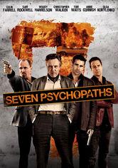 Rent Seven Psychopaths on DVD