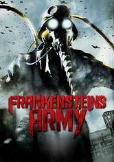 Rent Frankenstein's Army on DVD