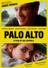 Rent Palo Alto on DVD