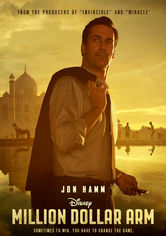 Rent Million Dollar Arm on DVD