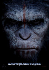 Rent Dawn of the Planet of the Apes on DVD